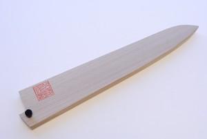 천연목련목 사야 ( 스지히끼용 ) / 칼집 나이프 커버